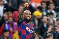 Barcelona Gagal Juara Liga Spanyol, Rekor Mentereng Arturo Vidal Terhenti