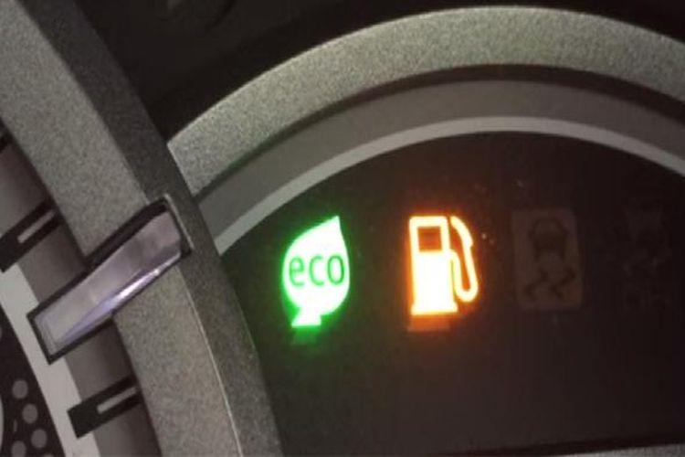 Indikator bensin