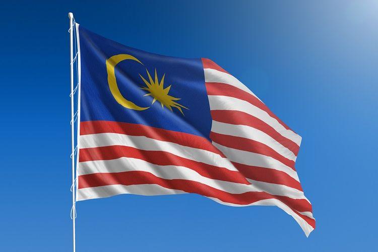 Bendera Malaysia.