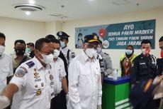 Menhub Minta Seluruh Terminal di Indonesia Adopsi Sistem Tiket Elektronik di Pulo Gebang