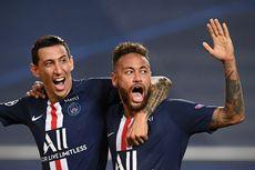 PSG Vs Marseille - Sembuh dari Virus Corona, Neymar Siap Tampil