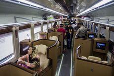 Merasakan Kemewahan ''Sleeper Train'' PT KAI