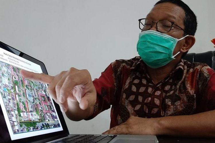 Direktur RSKD Dadi Makassar, dr Aman Bausat mengaku kesulitan memberikan pemahaman pada para pasien tentang bahaya virus corona