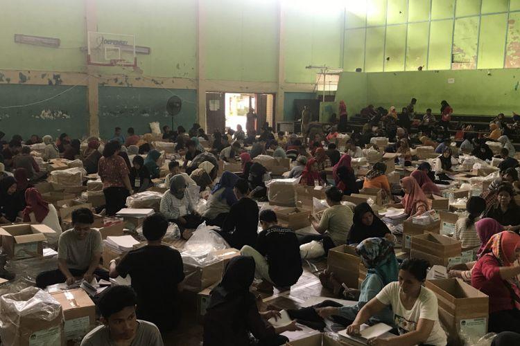 891 Surat Suara Pemilu 2019 Di Jakarta Timur Rusak