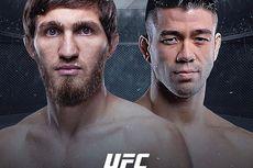 Pulih dari Covid-19, Petarung Asal Filipina Siap Debut di UFC