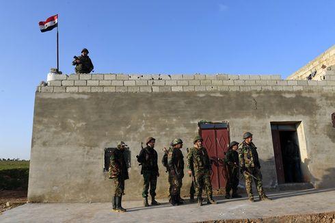 Rusia: Wilayah Suriah Utara Harus di Bawah Kendali Rezim