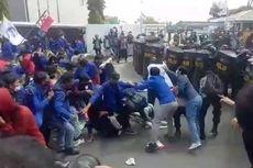 Mahasiswa Terluka Saat Demo di Cikarang, PMII Akan Lapor Polisi
