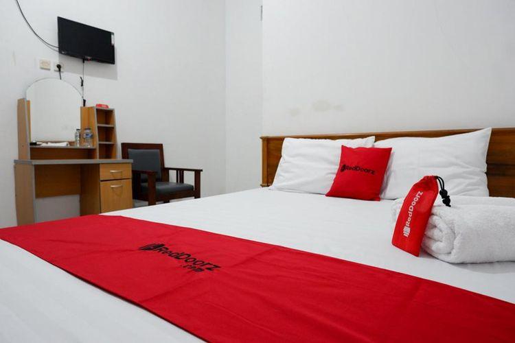 Kamar di Hotel Minang Permai 3 Pacitan.