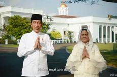 Jokowi: Selamat Hari Raya Idul Fitri, Semoga Indonesia Segera Bangkit dari Pandemi Covid-19