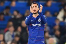 Hazard Raih Penghargaan Pemain Terbaik Versi Fans Liga Inggris