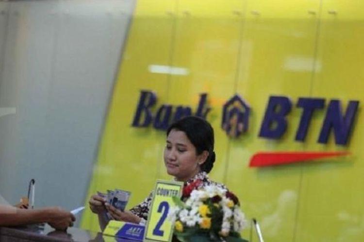 Ilustrasi. Bank BTN, kode bank btn