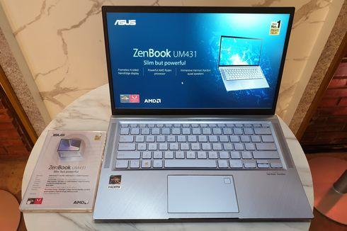 Duo Asus ZenBook Terbaru yang Meluncur di Indonesia Jadi Versi Termurah