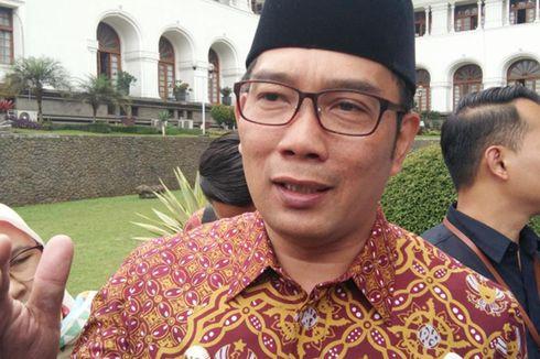 Cerita Ridwan Kamil soal Kisah Cintanya seperti Dilan 1990