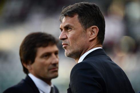 Maldini Tetap Bela Giampaolo meski AC Milan sedang Krisis Performa