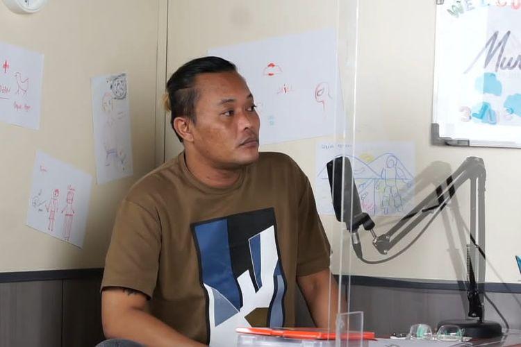 Sule berbincang dengan Armand Maulana tentang masa kecilnya