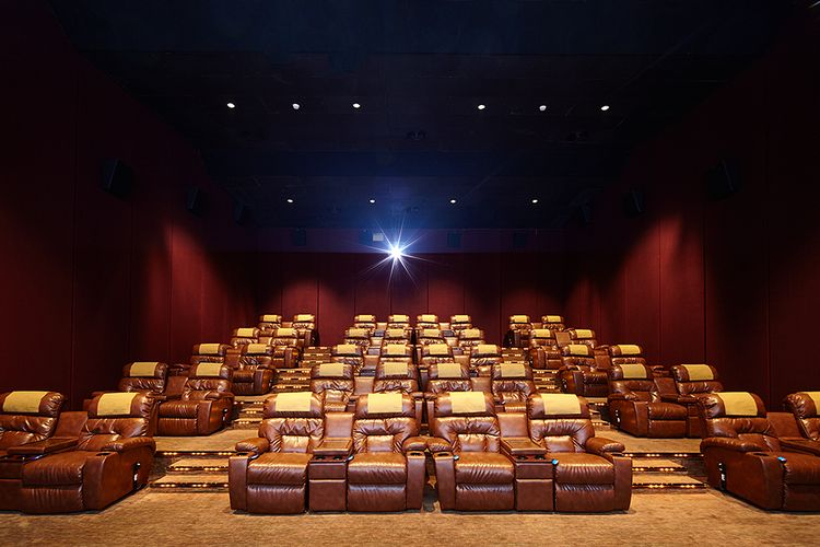 Studio di Bioskop The Premier Cinema XXI.