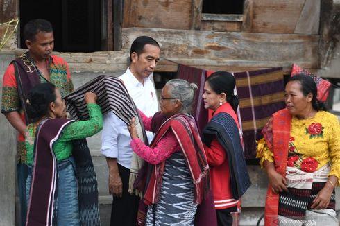 Ke Samosir, Jokowi Kunjungi Kampung Hukum Siallagan di Kawasan Danau Toba