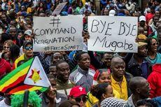 Setahun Mugabe Lengser, Benarkah Kehidupan Rakyat Zimbabwe Membaik?
