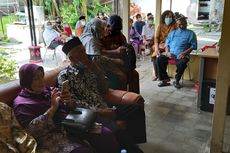 Puluhan Pensiunan TNI dan PNS di Wonogiri Jalani Vaksinasi Covid-19