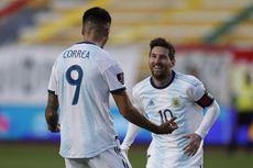 Hasil Bolivia Vs Argentina, Lionel Messi dkk Petik 3 Poin di Atas Awan