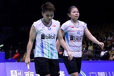Greysia/Apriyani Gagal ke Final Chinese Taipei Open 2019