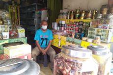 Pedagang Oleh-oleh di Asrama Haji Pondok Gede Mengaku Omsetnya Turun 90 Persen