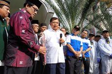 Tangkal Corona, PMI Sudah Semprot Lebih dari 1 Juta Liter Disinfektan