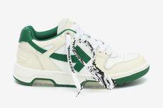 Kebebasan Berekspresi dalam Sneaker Baru Garapan Virgil Abloh