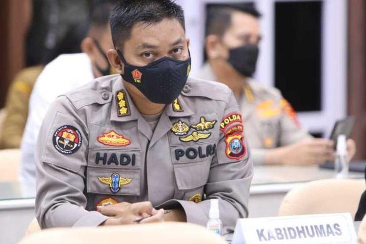 Kabid Humas Polda Sumut Kombes Pol Hadi Wahyudi.