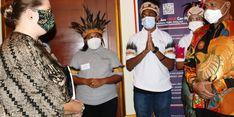 Pemprov Papua Kirim 24 Putra-putri Terbaiknya Kuliah ke AS