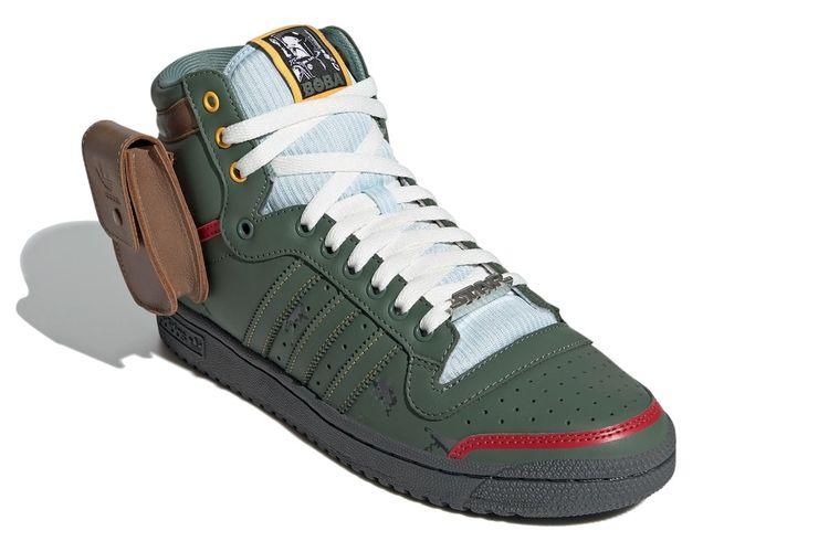 Adidas Top Ten Hi Boba Fett x Star Wars