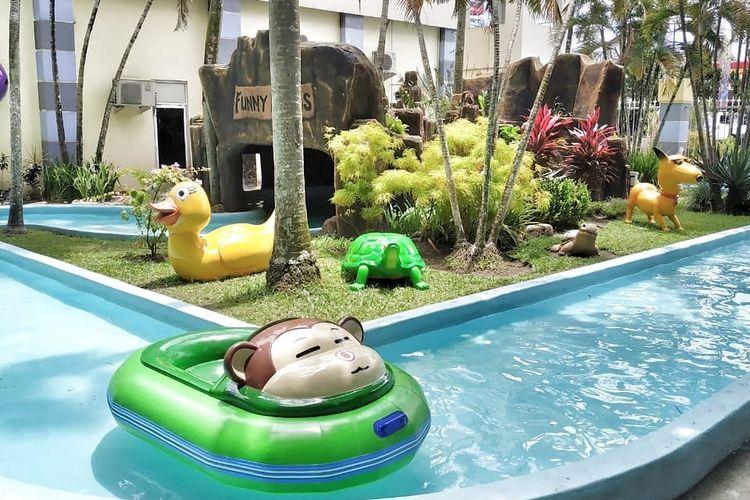 Tempat wisata bernama Kids Fun Park di Yogyakarta (Facebook Kids Fun Park).