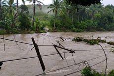 Daftar Wilayah Waspada Hujan Lebat dan Angin Kencang Hari Ini