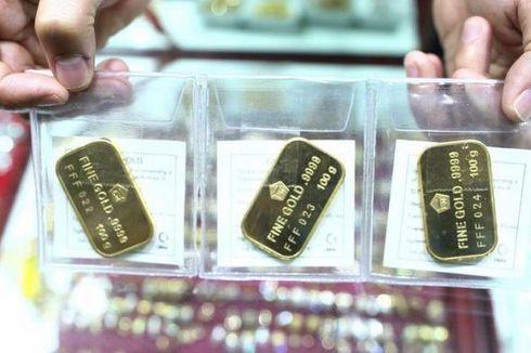 Akhir Pekan, Harga Emas Antam Naik Rp 7.000