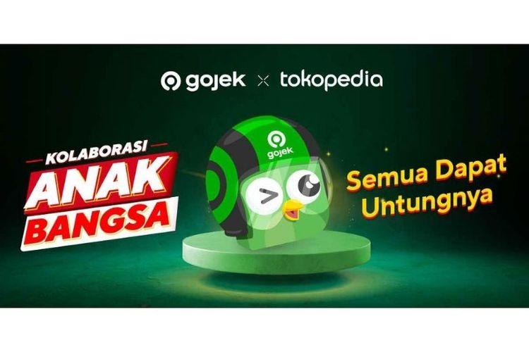 Tokopedia x Gojek gelar Waktu Indonesia Belanja spesial untuk dorong kemajuan ekonomi nasional.