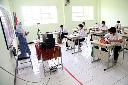 Satgas: Ada 2,77 Persen Sekolah yang Timbulkan Klaster Covid-19 Selama PTM Terbatas