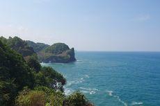 Tebing Laut Ngungap Gunungkidul, Obyek Wisata Alam Tebing dan Lautan