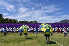 Panahan Olimpiade Tokyo 2020, Atlet Rusia Pingsan karena Kepanasan
