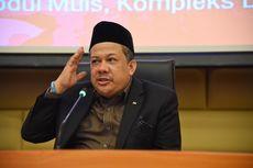 Dapat Bintang Tanda Jasa dari Jokowi, Fahri Hamzah: Saya Akan Terus Mengkritik