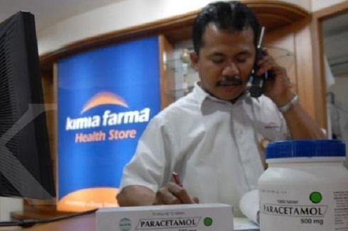 Kembangkan Produk, Kimia Farma Gandeng Perusahaan Kosmetik Korea