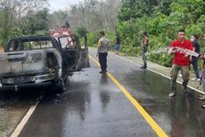Mobil Petugas Kehutanan Dibakar Saat Ungkap Praktik Illegal Logging yang Melibatkan Oknum Aparat Keamanan