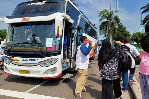 Ratusan Santri Putra dan Putri dari Kota Tangerang Kembali ke Pesantren Gontor
