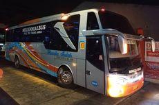 Bus Spesial Milik PO Rosalia Indah, Pakai Kaca Samping Lebar