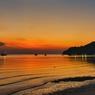 Pulau Kalong di Labuan Bajo, Sajikan Keindahan Senja yang Menawan