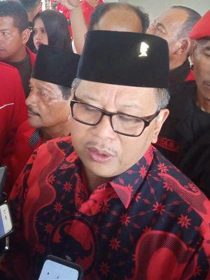Sekjen PDI P Hasto Kristiyanto