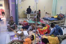 Korban Keracunan Makanan Pesta Pernikahan Bertambah Jadi 212 Orang, 1 Balita Tewas