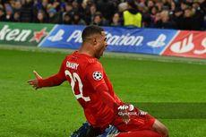 Chelsea Vs FC Bayern, Serge Gnabry dan Kisah Menawan di London