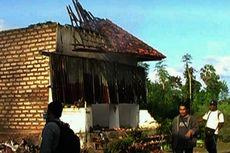 Simpan Sapi Curian, Rumah di Sumenep Dibakar Massa