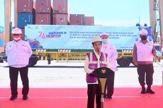 Lepas Ekspor Pertanian ke 61 Negara, Jokowi: Menandai Kebangkitan Ekonomi Nasional...