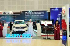 DFSK Pamer Glory 580 dan Supercab di Surabaya